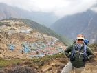 Making the journey to Everest base camp