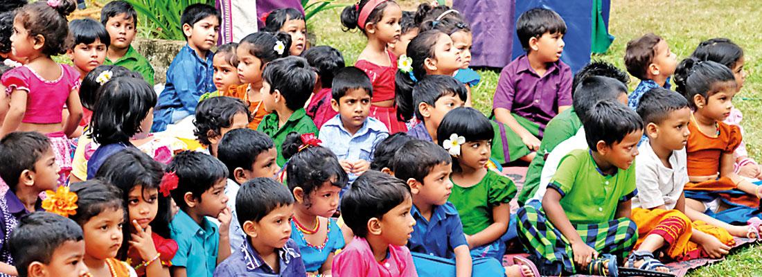 Asian International Montessori Avurudu celebrations