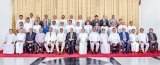 The new Cabinet after the fourth reshuffle