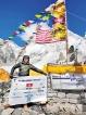 First acclimatisation climb to Lobuche peak