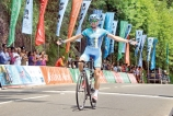 Yevgeniy of Kazakhstan wins second stage