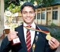 Vijaya College Powerlifting champions