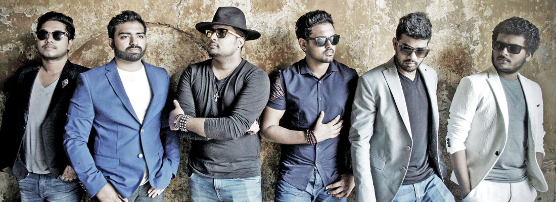 Glory: 'Gloryfying  Lankan music with their sound'