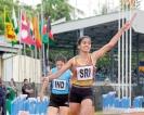 Promising Amasha looks to run to cloud nine