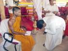 Maligawa funds for Eastern Province Viharas