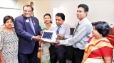 Lions Club donates  multi-monitor  to Apeksha Hospital