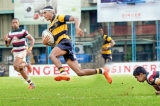 Thulaib hat-trick gives Royal another feather