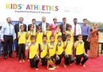 Nestle Kids Athletics All Island Championship for Grade 5