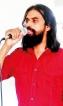 Solidarity with Thushara De Silva. Singer and lyricist.