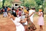 The annual Aluth Avurudu Festival