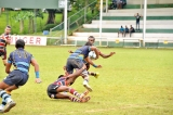Sri Summangala down St. Sylvester's at rugby