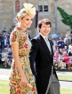 How these celebrities came to be at the Royal wedding