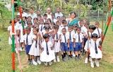 New children's park of Beliatta Ambagasdeniya Vidyalaya