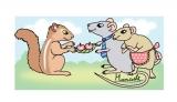 Tin Tin and the Nice Mice