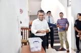 Defiant Nasheed wins MDP  primary for presidency despite MEC's tough warnings