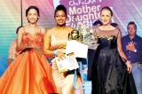 Mothers and daughters take the ramp
