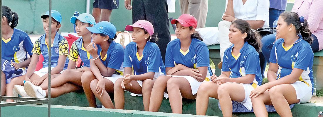 Visakha Vidyalaya secure a double