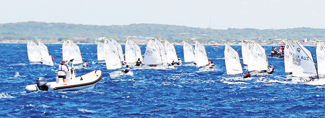 9th Trinco Blu Sailing Regatta  on June 30