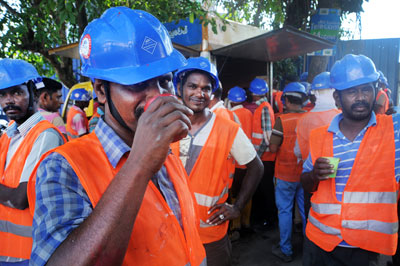 0257DSC 8816Indian worker Thangaraja50 from Madras 14062018 B05 CMY in sri lankan news