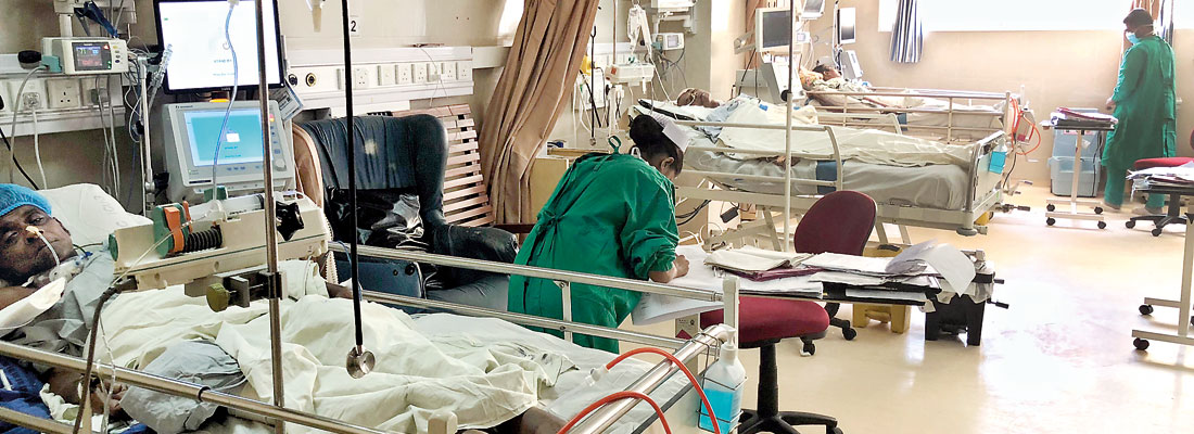 ICU syndrome is real and it needs to be tackled