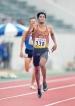 400metre sprinter Aruna is capable  of bigger deeds