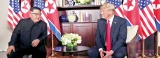 Trump's lavish praise music to Kim's ears