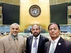 "Three Lankans receive ""Long Service"" awards at UN ceremony"