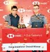 Ravi Liyanage wins HSBC 5-Club Stableford Golf Tournament 2018
