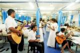 Healing through singing