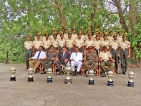 Kandy St. Sylvester's College cadets win first place