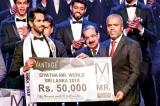 Mr. World Sri Lanka 2018 ends on a high note