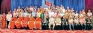 Mahabodhi India delegation  on Poson tour to Sri Lanka