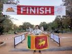 Esufally completes the 'Big 5 Marathon'