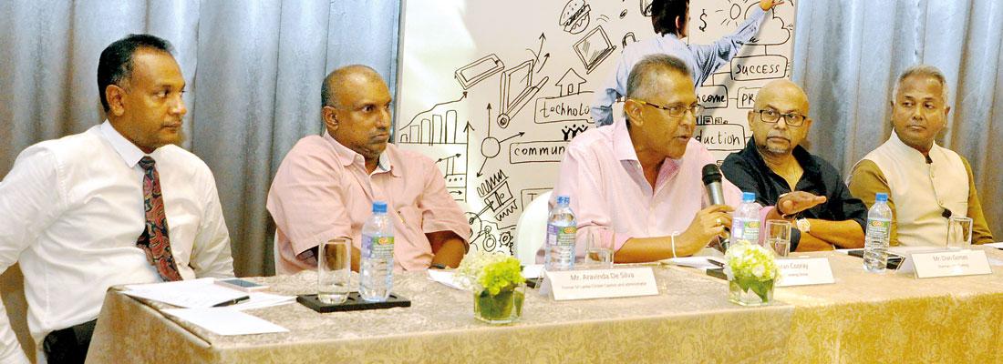 Politics has ruined sports in Sri Lanka