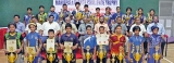 Muthumali and Chanul best paddlers