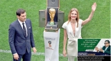 Unfolding World Cup