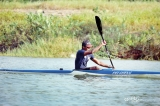 Visulmina Samanga Lanka's sole Canoeist