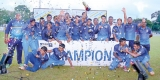 Western Province Central bags title SLC Under-19 Inter-Provincial Cricket
