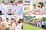 Top Kandy hotels hold Poson dansala