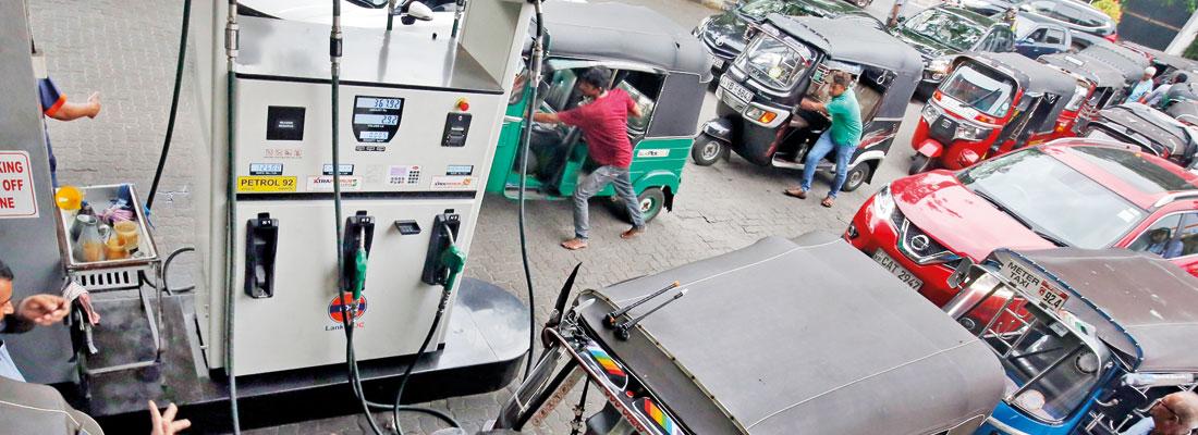 Sri Lanka's fuel pricing formula