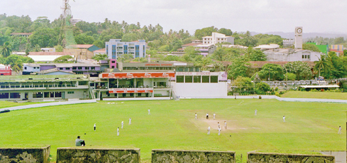 Gall old pic in sri lankan news