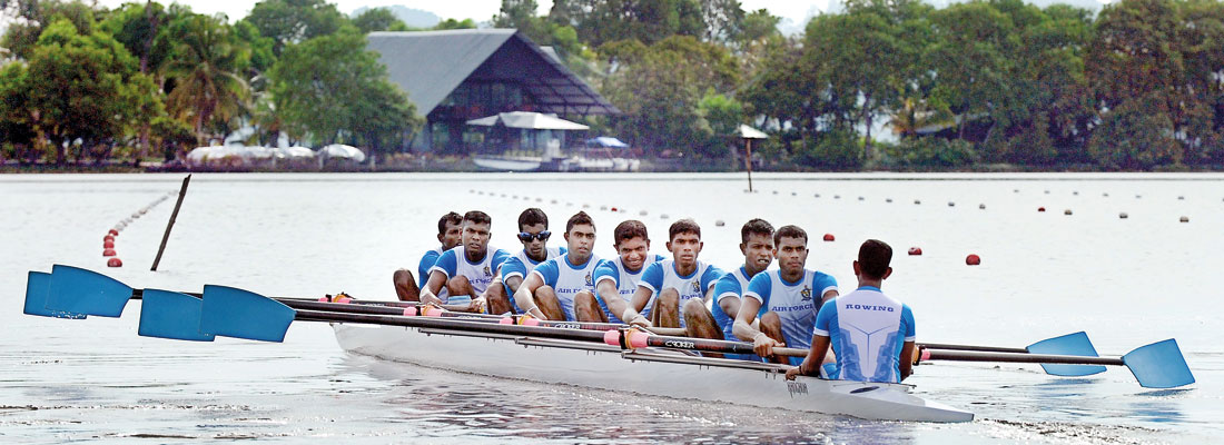 Rowing to make waves islandwide