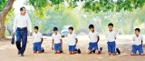 Teacher's mission to spread soccer in a rural school
