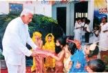 Cultural Day at Pelpola Vipassi Pre-School