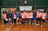 MAS Holdings Men, Women Paddlers KO opponents