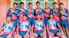 St. Mary's dominate at Kabaddi