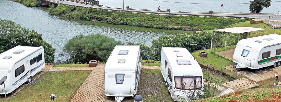 Mobile-home travel, an evolving vacation getaway