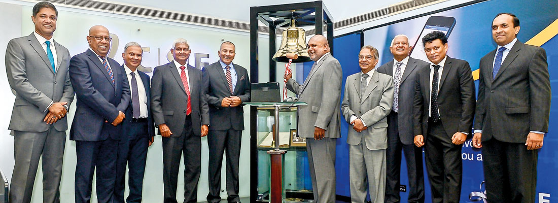 Ceylinco Insurance marks 30 years, aims for 15 % annual growth