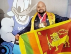 Powerlifter Ransilu lived his father's dream