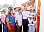 'Senehe Siyapatha' initiative provides homes to landslide- affected victims of Kotapola